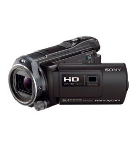 Sony HDR PJ660VE Handycam Camera
